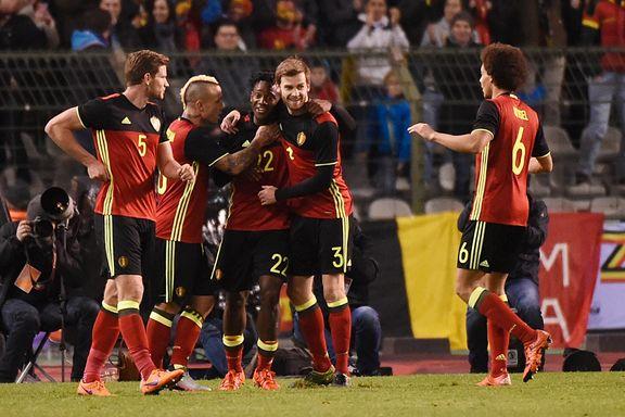 Belgia avlyser landskamp av sikkerhetsårsaker