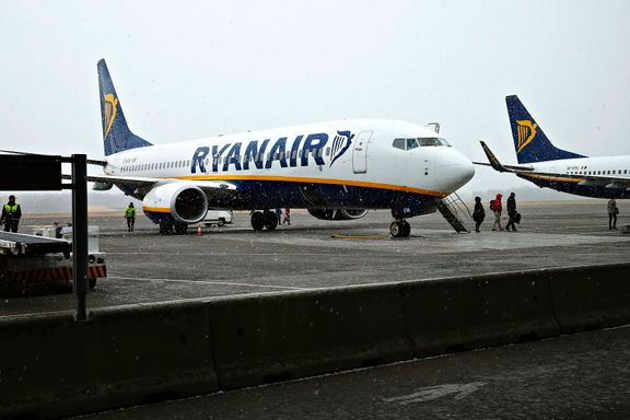Trodde du Ryanair legger ned på Rygge?