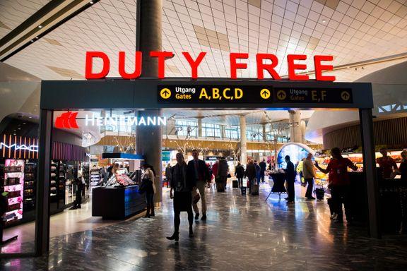 Nå kan reisende handle taxfreevarene på nett