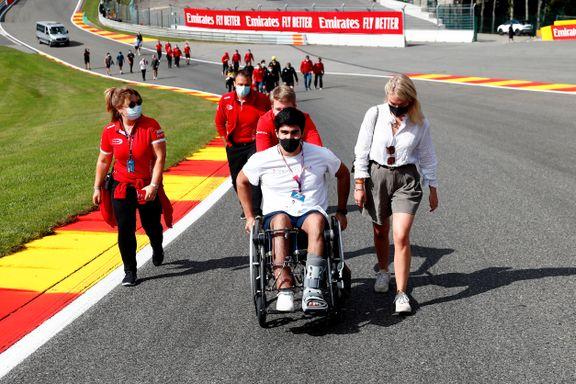 Ulykken kunne kostet ham livet. Nå inspirerer comebacket racing-verdenen.