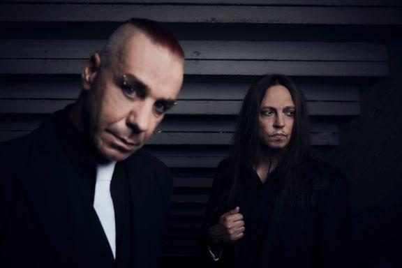 Rammstein-vokalist Till Lindemanns nye album: «Det funker!»