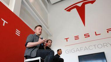 WSJ: Tesla vil bygge storfabrikk i Europa
