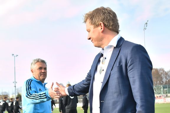 Bruttern etter å ha trøblet på Lade: – Spiller du for RBK, må du løpe og jobbe hardt