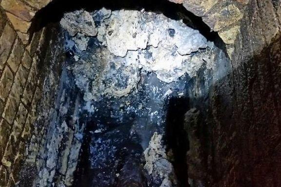 Se hva London fant i kloakken. Nå har de seiret over det 250 meter lange fettberget.