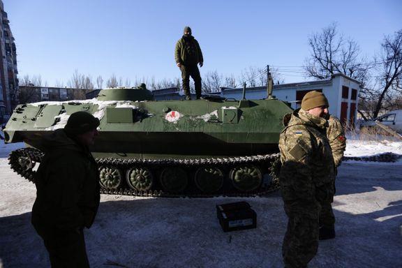 Kraftig oppblussing i konflikten i Øst-Ukraina - flere drept i kamper i natt