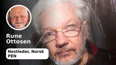 Aftenposten burde tydeligere forsvare Assange