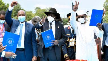 Sudansk fredsavtale undertegnet