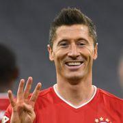 Lewandowski vant FIFA-prisen som årets spiller