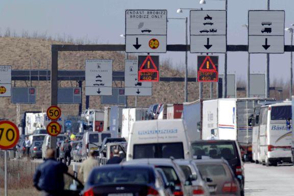 DR: Danmark innfører grensekontroll mot Sverige