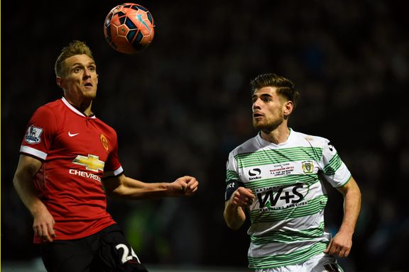 Fletcher forlater Manchester United