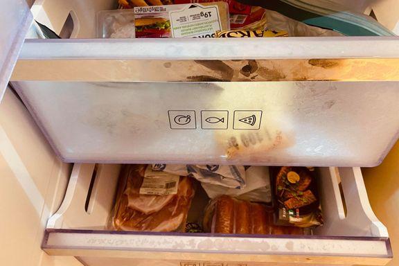 Har du mye grillmat i fryseren?  På tide å spise den.