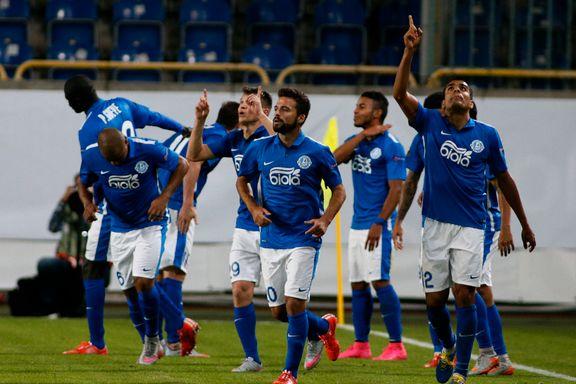 I fjor spilte de finale i Europa League, nå utestenges Dnipro fra europeisk fotball
