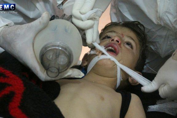 Hevder å ha funnet spor av sarin på tre av ofrene i Syria-angrepet
