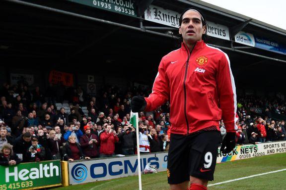 Falcao ferdig i Manchester United