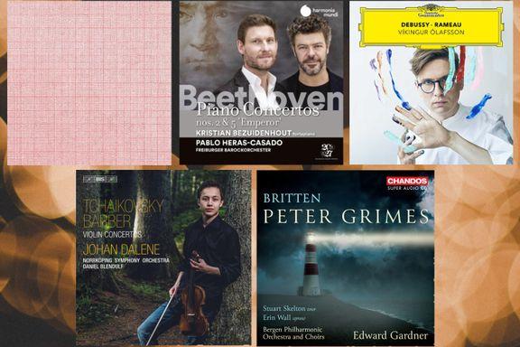 Fem av årets beste klassiske album