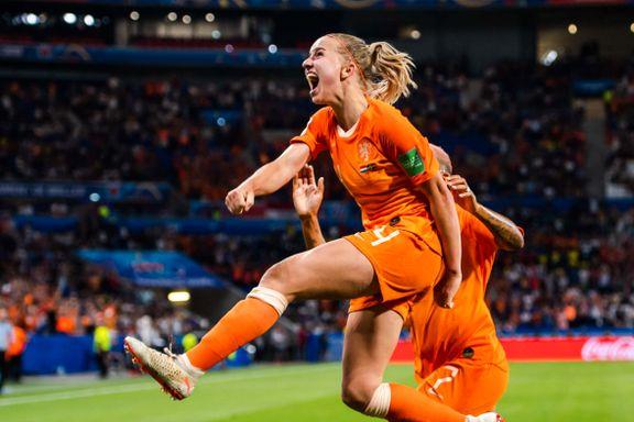 Finaledrømmen ble knust for Sverige etter ekstraomganger