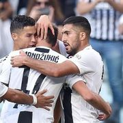 Juventus havnet under i toppkampen. Så tok Ronaldo ansvar