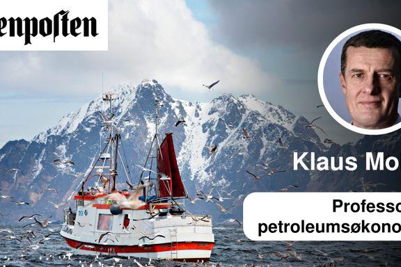 Er du villig til å avstå 762 kroner for å verne Lofoten?   Klaus Mohn