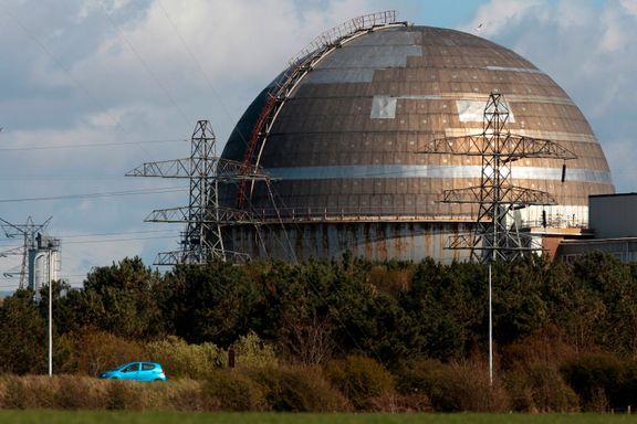 BBC: Kjernekraftverk har uran på plastflasker
