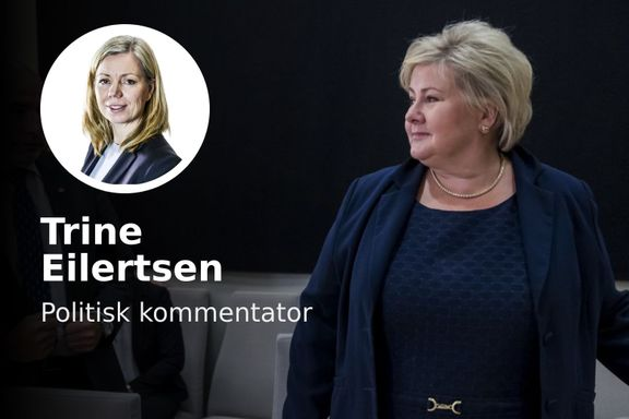 «Erna Solberg byttet ut arrogansen med beklagelse i siste øyeblikk»