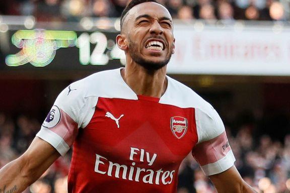 Arsenal-stjernen senket Burnley og er ny toppscorer i Premier League