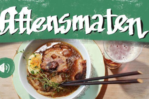 Ny matpodcast! Test av dagligvarer: «Den var fryktelig vond»