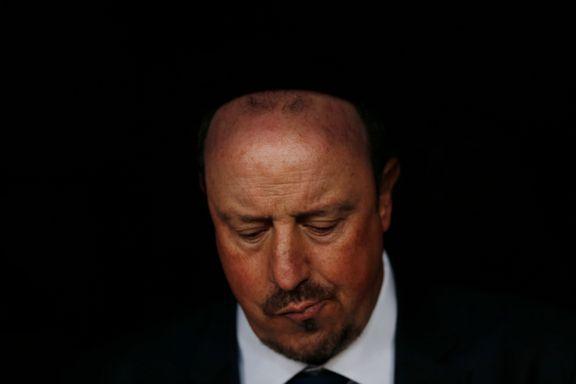 - Benítez er sint, såret og skuffet over behandlingen fra Real Madrid