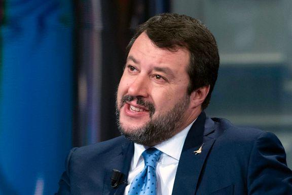 Valgdagsmåling: Salvinis parti tapte nøkkelvalg i Italia
