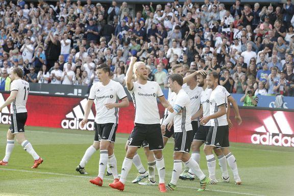 Skummelt utgangspunkt for Rosenborg