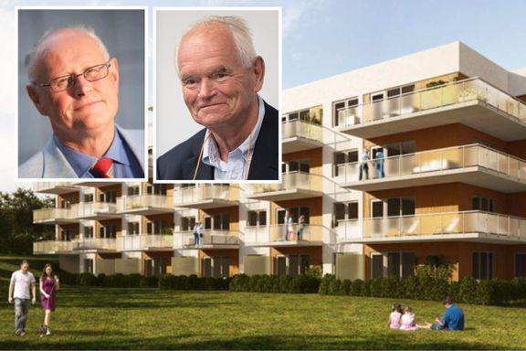 Studiekameraten kontaktet Trond Mohn. Resultatet ble flere tusen boliger i Oslo.