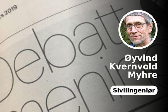Derfor takket jeg nei til Aftenpostens debattredaktør