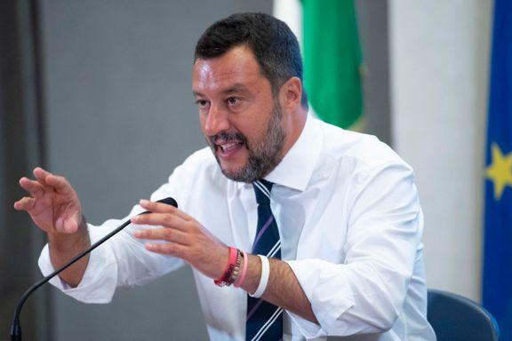 Italias regjering nær kollaps grunnet rådyr jernbanetunnel