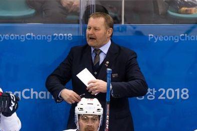 Sjefen om hockey-kritikken: – De får skrive brev til IOC