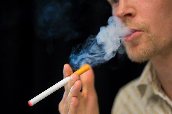 Vi må beskytte røykernes omgivelser mot helsefare
