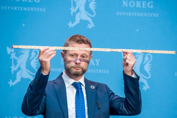Aftenposten mener: Korona-skam hjelper ingen