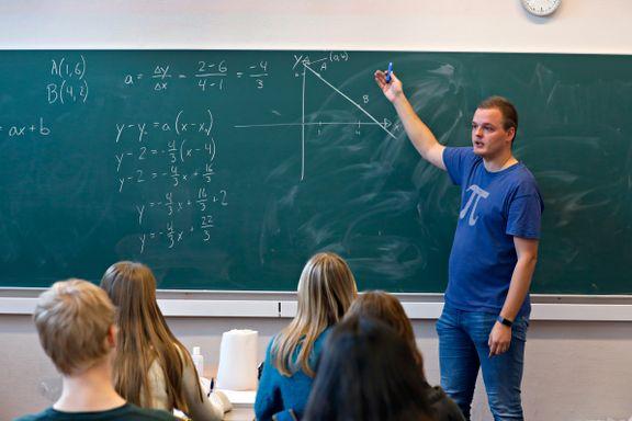 Lærere er kritiske til digital matteeksamen: – Misforstått moderne og uten bakkekontakt