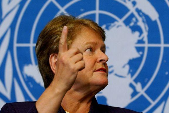 Da verden var truet av pandemien, tok Brundtland noen svært kontroversielle grep. Nå brukes hun som våpen av Trump.