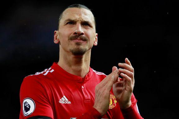 Zlatan: – Hodet var klart, men kneet var ikke det