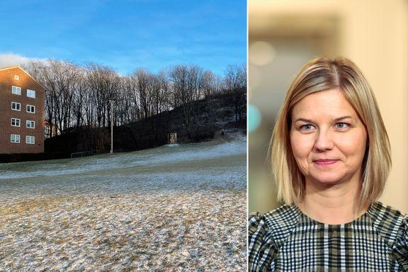 Utfordring til Oslo-byrådet: Kjør snø til parker ved boligområder