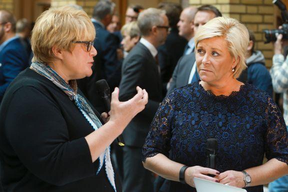 Aftenposten mener: Statsbudsjett uten ubehag