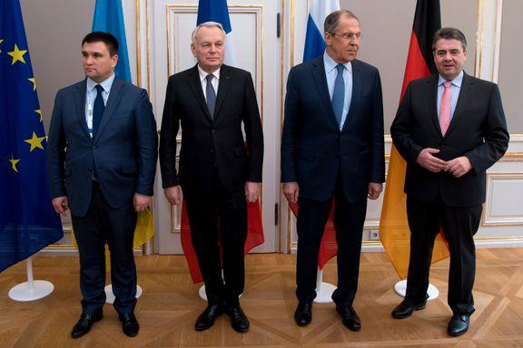 Aftenposten mener: Vanskelig vei til fred i Ukraina