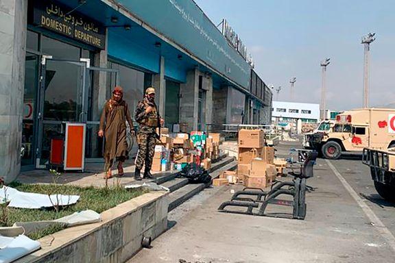 Tror 500.000 afghanere vil flykte før nyttår:  – Verden må ta ansvar for flyktningkrisen i Afghanistan