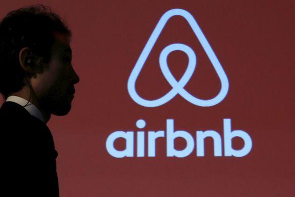 Airbnb fikk inn 6,9 milliarder kroner i Storbritannia. Betalte 1,9 millioner i skatt.