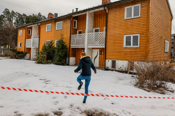 Mareritt, sorg og frykt. Over 450 mennesker har måttet gi opp hjemmet sitt til utbygging av ny E18.