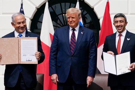 Araberstater har undertegnet avtale med Israel