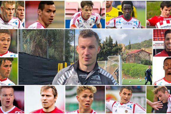 15 utlendinger har spilt under Valakari – nå er Juha (28) eneste som er igjen