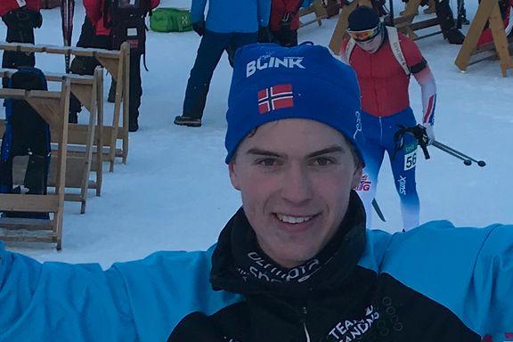 Ålgård-gutt herjet i NM: – Kult å kalle seg dobbel norgesmester