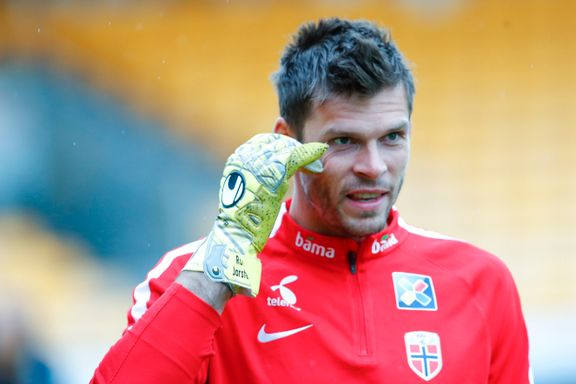 Jarstein vil møte RBK i Europa: – Hadde vært veldig gøy