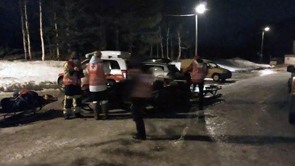 To personer funnet omkommet etter helikopterulykke i Hordaland