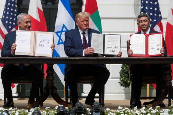 Trump skrøt av at han «endret historien» i Midtøsten. Et år senere er det mange som gir ham rett.